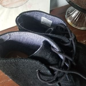 Toms ankle boots.